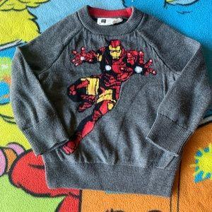 Iron Man Crew Neck Sweater